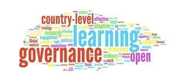 Our revised strategy: Learning to open governance - Global Integrity