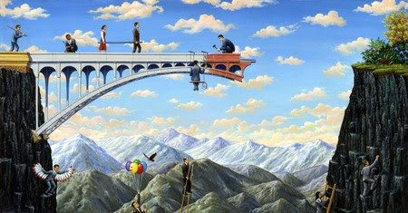 Building Bridges: Opening government and solving problems ...