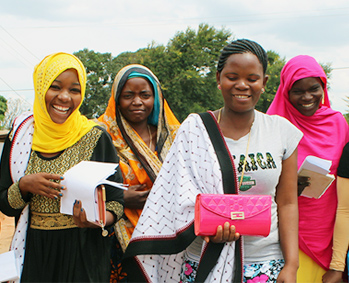 Strengthening citizen voices in Tanzania