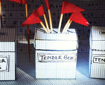 Red flags in banker boxes